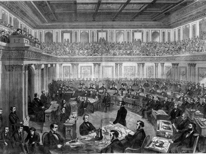 First US Congress 1789