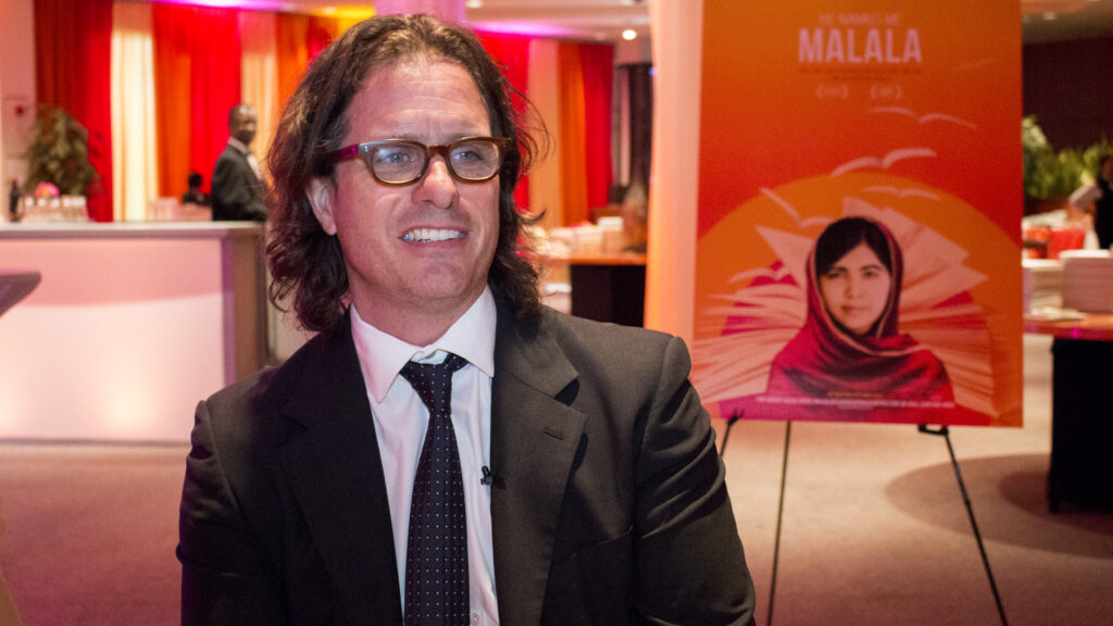 Oscar-winning director Davis Guggenheim