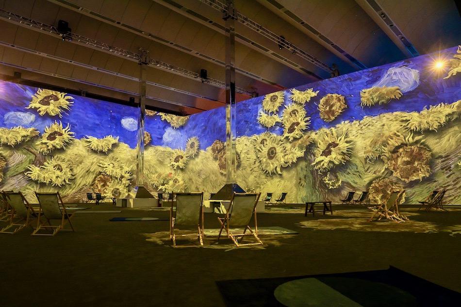 Van Gogh Immersive Room
