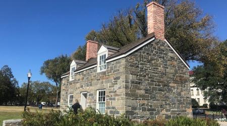 The Lockkeeper's House