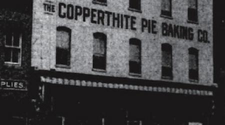 Copperthite Pie Baking Co. opposite Dean & Deluca