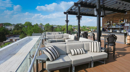 The Graham Hotel Rooftop