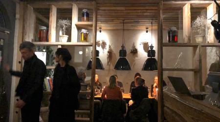 Høst Restaurant in Copenhagen