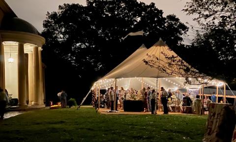 Tudor Place Party